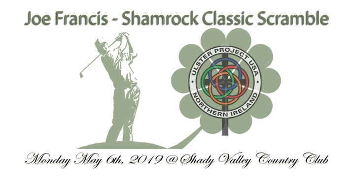 Shamrock Classic May 14th, 2016 at Shady Valley Golf Course